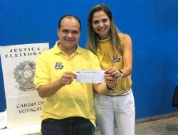 dda5f2c78a Mato-grossense concorre ao título de Musa do Corinthians - Araguaia ...