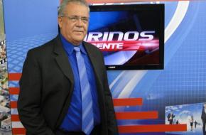 Luto no jornalismo de MT: morre apresentador do Balanço Geral, de 64 anos  vítima da Covid-19 - Araguaia Notícia