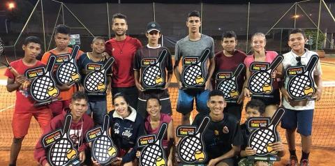 Equipe da Vila do Tênis faz bonito em 11º Barra Open
