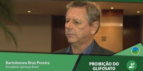 Justiça proíbe uso do glifosato nas lavouras de soja e milho do Brasil