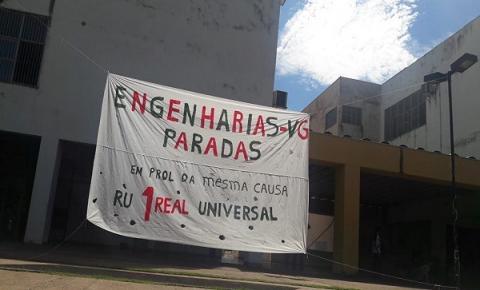 Estudantes investigam UFMT por aumento de 500% no RU