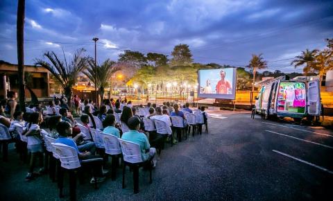 Barra do Garças receberá, dia 29/5, cinema educativo para crianças com van movida a energia solar