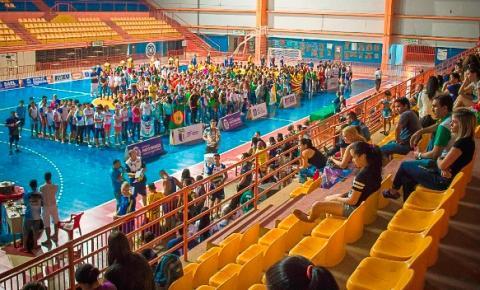 Começam os Jogos Escolares em Querência com a participação de Barra do Garças e Pontal do Araguaia