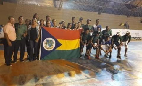 Aragarças se classifica para fase regional dos Jogos Abertos de Goiás 2018 na modalidade futsal