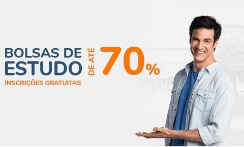 Bolsas de estudo disponíveis no segundo semestre para estudantes de Barra do Garças
