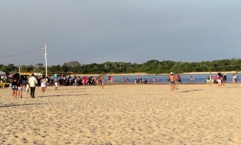 e8da03d2365d Tem início a temporada de praia em São Felix do Araguaia - Araguaia Notícia
