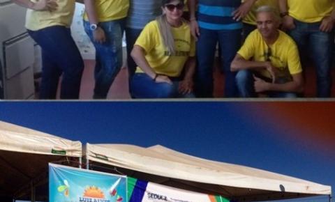 Praia de Aragarças tem diversão de graça para crianças e adultos até o dia 31/7
