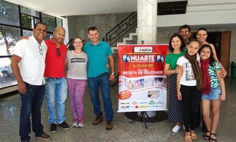 Espetáculo Receita de Felicidade encerra apresentação nesta sexta-feira em Barra do Garças