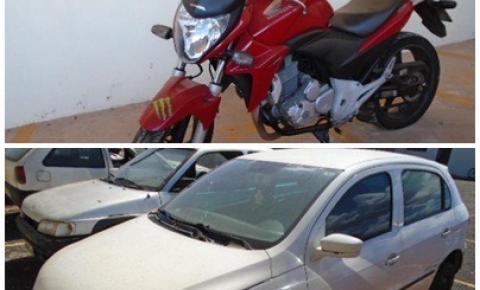 Veículos apreendidos em Barra do Garças serão leiloados segunda-feira a partir de R$100,00