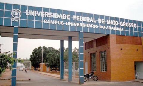 UFMT abre concurso público com 32 vagas em 3 campi