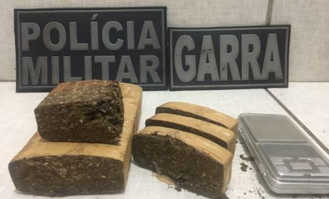 Preso rompe tornozeleira e volta a traficar em Barra do Garças, mas acabou detido novamente