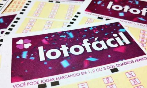 Prêmio de 2,5 milhões da Lotofácil que saiu para Água Boa será dividido por 34 ganhadores