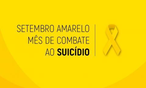 Pontal do Araguaia realiza nesta sexta (21/9) caminhada Setembro Amarelo de prevenção ao suicídio