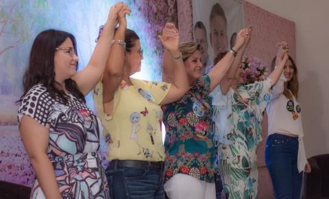 Mulheres demonstram força em encontro suprapartidário em Barra do Garças