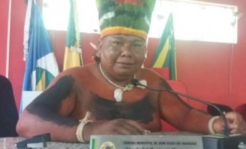 Índio xavante assume cargo de destaque na região do Araguaia