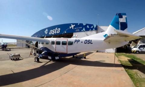 Vila Rica volta a contar com linha aérea a partir de segunda-feira (29)