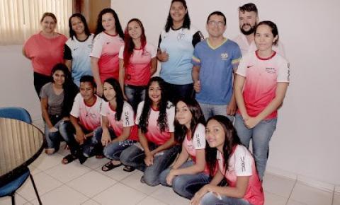 Equipe feminina de Aragarças conquista torneio de futsal em Torixoréu