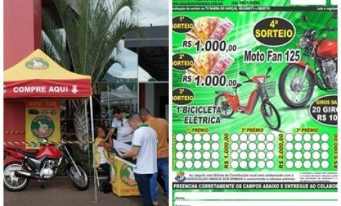 Domingo tem o 4º sorteio do Cidade de Prêmios de Barra do Garças a partir das 10 horas pelo horário de MT; VEJA VÍDEO: