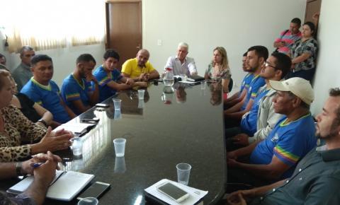 VEJA VÍDEO: José Elias faz balanço da Coordenadoria de Esportes e pede para que pais levem filhos nas escolinhas de Aragarças