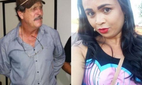 Homem que matou a ex-esposa em setembro é preso em MT