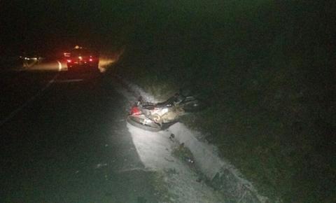 Motociclista que morreu na Br 070 era morador do Assentamento Serra Verde de Barra do Garças