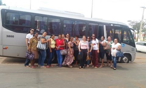 Pacientes de Pontal do Araguaia realizam exames preventivos no Hospital do Câncer de Mato Grosso