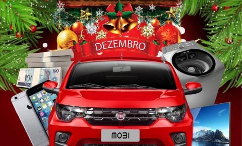 Cidade de Prêmios sorteia 1 carro neste domingo em Barra do Garças na Edição Especial de Natal