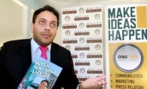 Jornalista lança livro em Barra do Garças sobre trabalho nos Estados Unidos