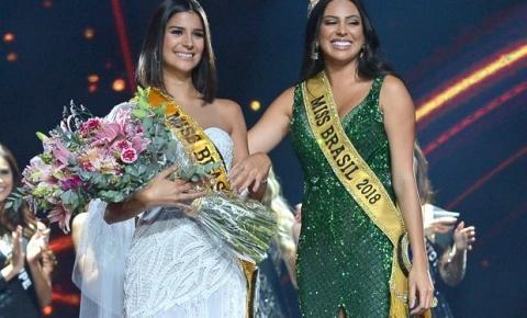 Mineira Júlia Horta é eleita Miss Brasil 2019