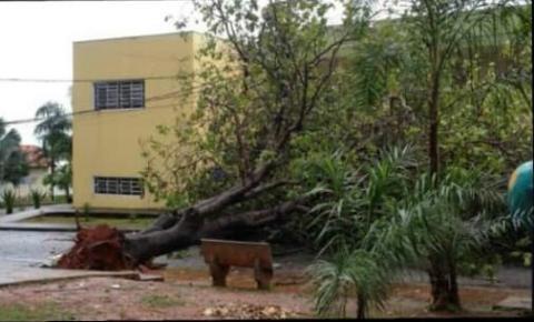 UFMT adia abertura do Araguaia Interativo em Barra do Garças após temporal
