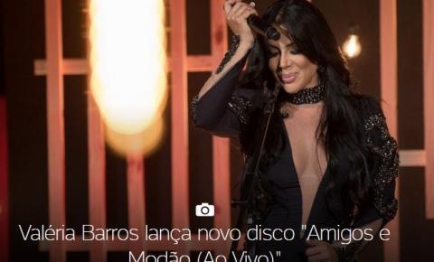 Vem aí 5ª edição dos Melhores do Ano com show nacional de Valéria Barros dia 11/5; VEJA VÍDEO