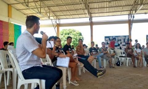 Transgênero e feminismo foram debatidos no Araguaia Interativo na UFMT de Barra do Garças
