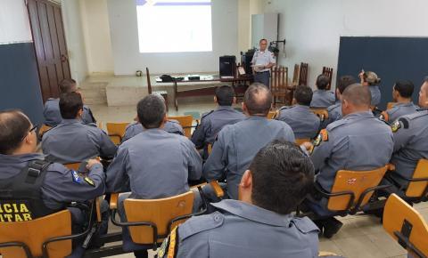PM inicia 4º estágio de qualificação de sargentos e cabos em Barra do Garças