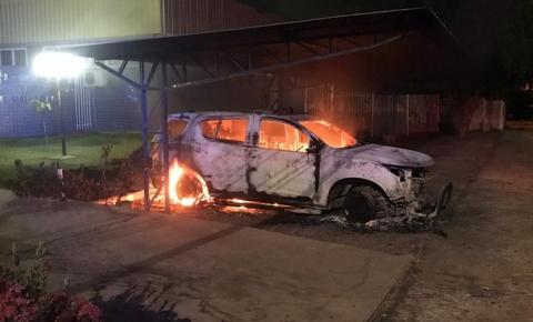 Operação conjunta prende elementos que queimaram viatura e estupraram vítima em assalto no Araguaia