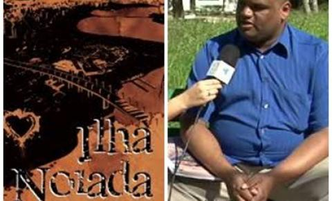 Jornalista relança e-book Ilha Noiada, que aborda o vício de crack na adolescência