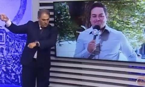 Repórter se demite do SBT após fala racista de apresentador