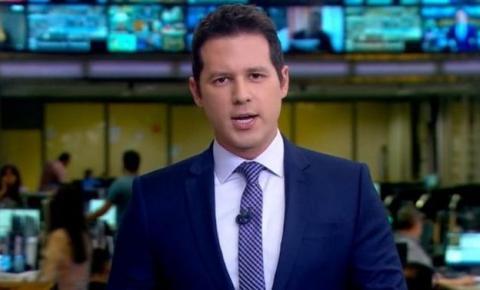 Apresentador do Jornal Hoje pede demissão da Tv Globo após contrato milionário com Bradesco