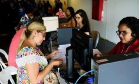 Governo negocia R$ 37,7 milhões em dívidas na primeira semana do Mutirão Fiscal