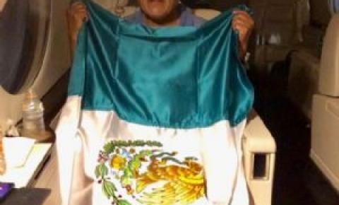 Governo autoriza trajeto de Evo Morales pelo espaço aéreo brasileiro, diz Itamaraty