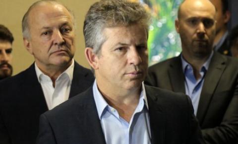 Mauro Mendes apresenta minuta da reforma em MT que segue modelo de Bolsonaro