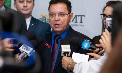 Eduardo Botelho prevê rombo de R$ 2 bilhões em MT e cobra reforma da Previdência de Mauro Mendes