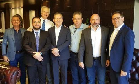 Fundador da Azul visita MT e destaca importância do Estado para companhia