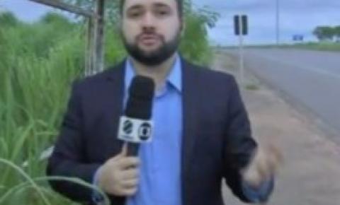 Jornalista que trabalhou no Araguaia assume o principal telejornal da Globo em Cuiabá