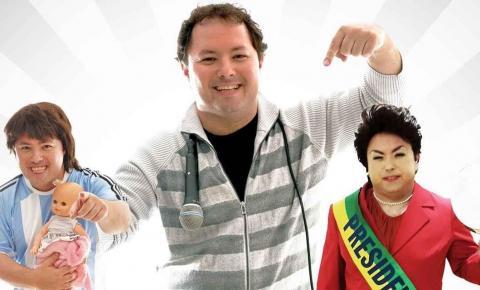 Nesta sexta tem show nacional com Porpetone em Barra do Garças