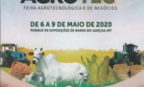 Univar fortalece parceria com Agrotec Show de Barra do Garças em 2020