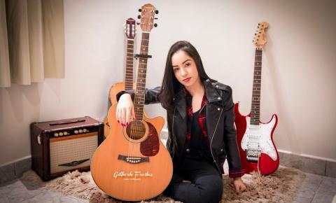 Cantora do Araguaia mostra todo o seu talento em megaprodução VEJA VÍDEO