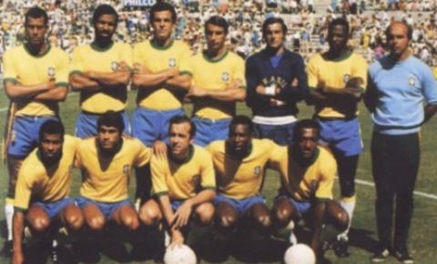 Final da Copa de 70 e goleada contra Argentina são destaques na Tv neste final de semana