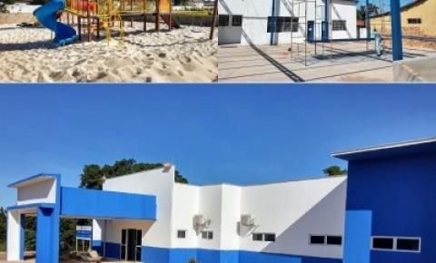 Marcelo Aquino vai entregar parque infantil, feira livre e UBS a comunidade de General Carneiro