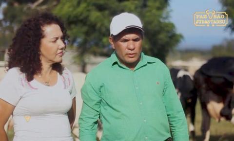 Adelcino Lopo destaca potencial de Pontal do Araguaia e anuncia investimento na produção leiteira VEJA VÍDEO