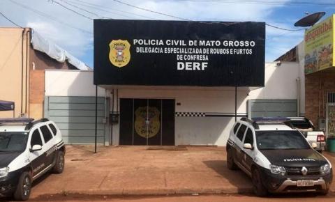 Acusado de homicídio é preso em bar pela Polícia Civil